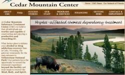 Cedar Mountain Center