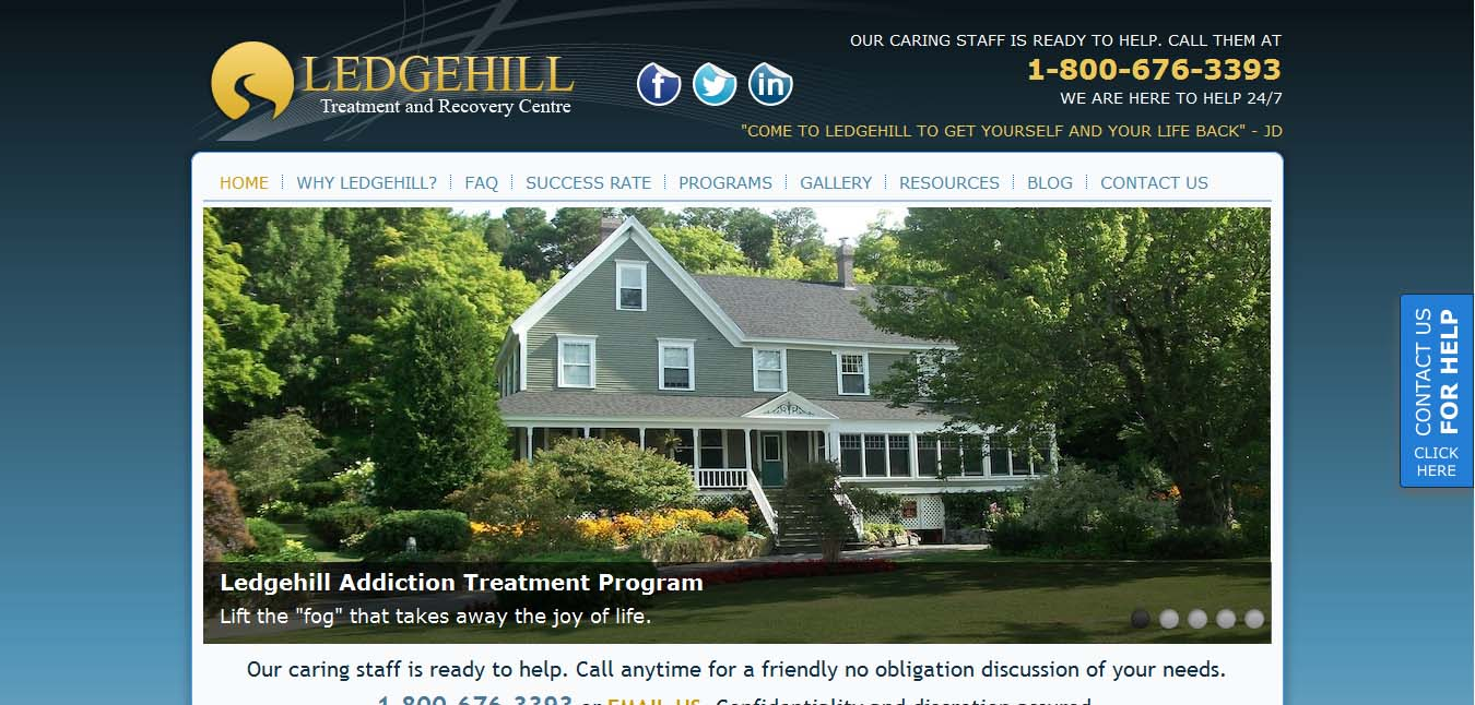 Ledgehill Treatment and Recovery Centre