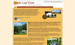 Maple Leaf Farm