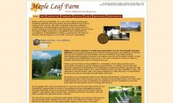 Maple Leaf Farm